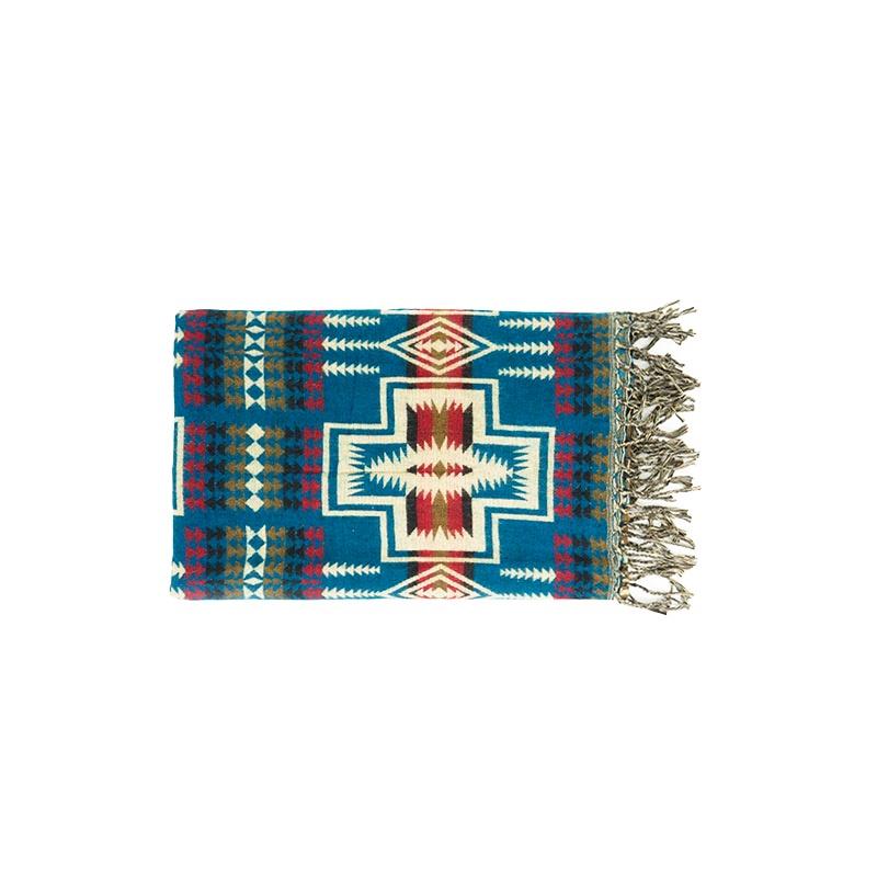 châle couverture écharpe étole laine synthétique