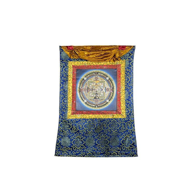mandala kalachakra pour la paix