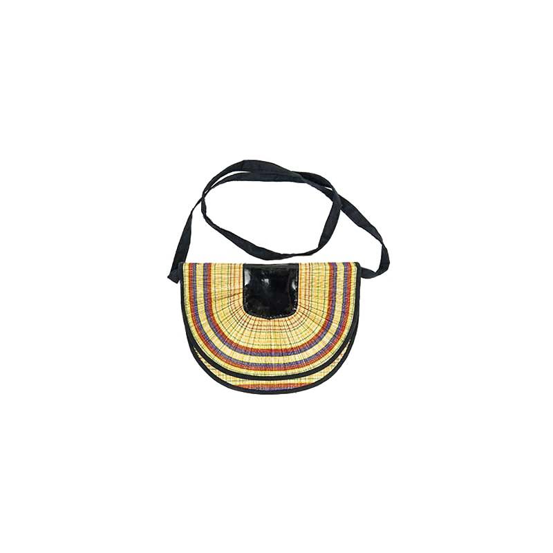 sac en fibre de bambou naturelle éthique et artisanat népalais