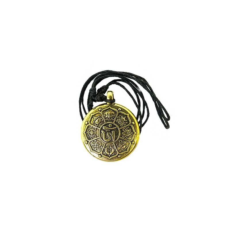 talisman porte-bonheur protection bouddhiste