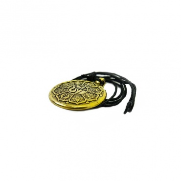 collier porte-bonheur protection tortue astrologique bouddhiste