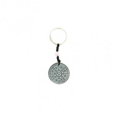porte clé roue du dharma samsara