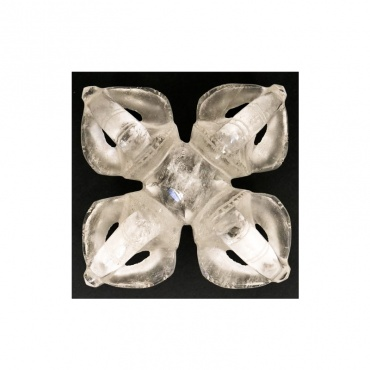 double vajra cristal himalaya