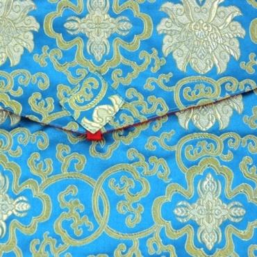 Pochette Turquoise A4