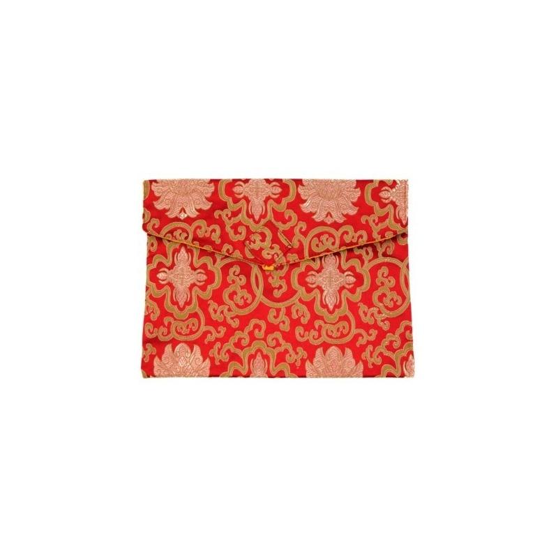 Pochette Rouge A4