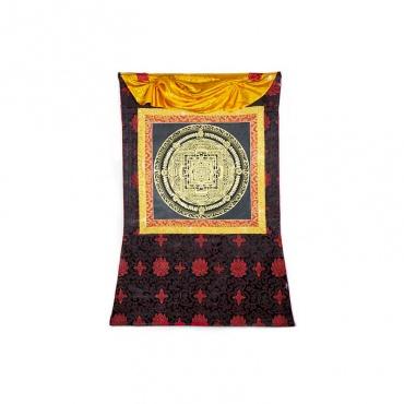 tangka peinture tibétaine bouddhiste
