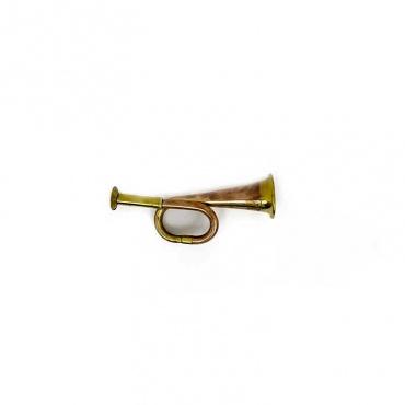 instrument de musique du monde - trompette népalaise