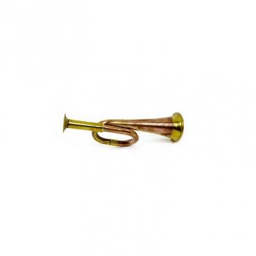 petite trompette népalaise instrument de musique du monde Asie