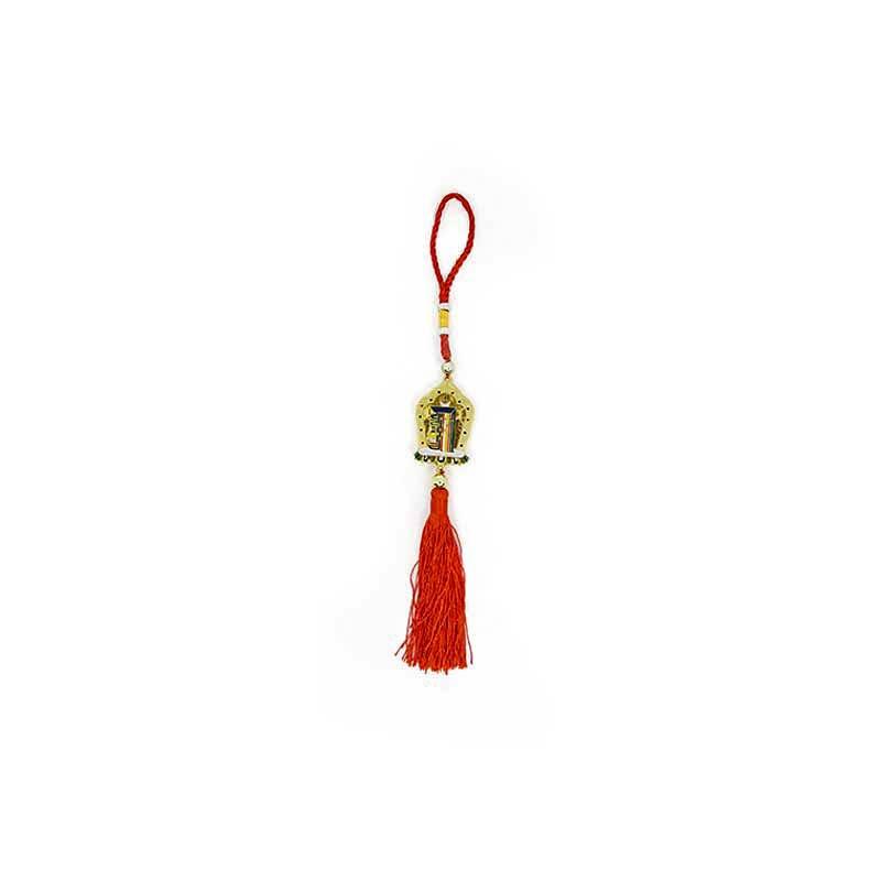 porte-bonheur bouddhiste Dix Tout Puissant et tortue astrologique
