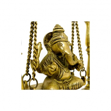 statue indouiste ganesh protecteur