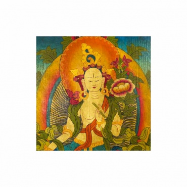 tara blanche bouddha féminin divinité bouddhiste
