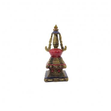 Stupa symbole de la victoire de Bouddha sur Mara