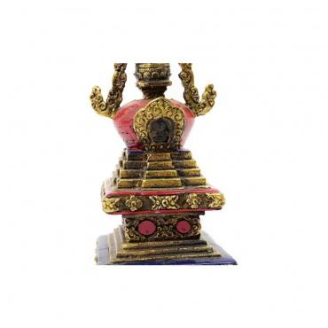 stupa dütül victoire de bouddha sur mara