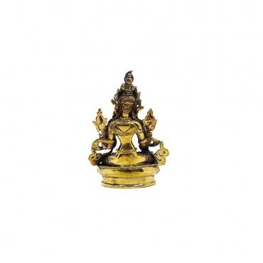 statue de tara blanche mère de tous les bouddhas compassion