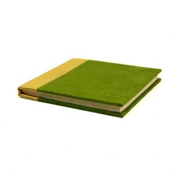 recueil de feuilles papier lokta Népal