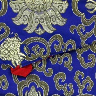 Pochette Etui bleu S