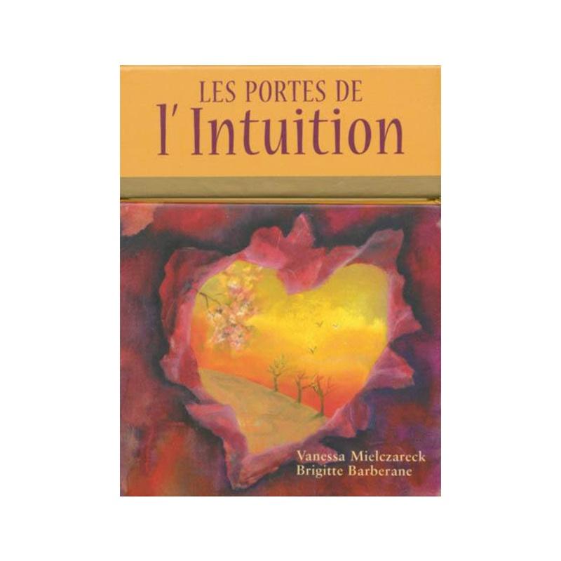 les portes de l'intuition  Vanessa Mielezareck et Brigitte Barberane