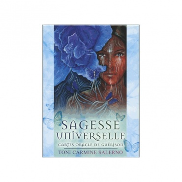 Sagesse universelle - cartes oracle de guérison - Toni Carmine Salerno