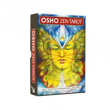 Osho-Zen-Tarot- le jeu transcendantal du zen