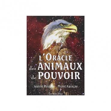 l'oracle des animaux de pouvoir - Jeanne Ruland et Murat Karaçay