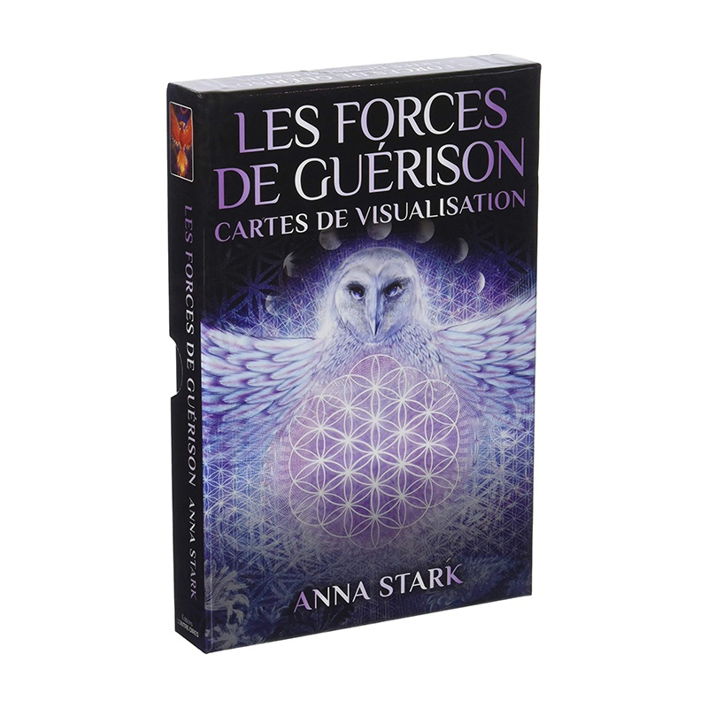 Les forces de guérison - Cartes de visualisation - Anna Stark