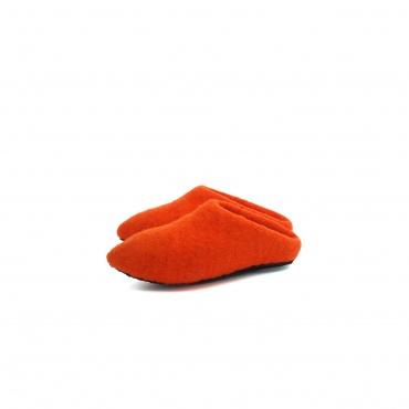 Pantoufles lutin orange taille 36