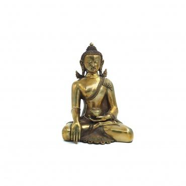 Statue du Bouddha Shakyamuni