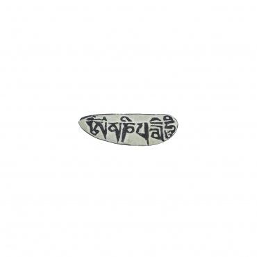 Mani pierre yeux de Bouddha et mantra