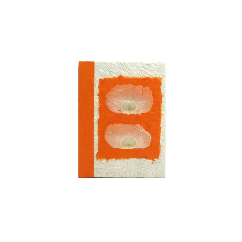 Livret pour souvenirs papier lokta naturel A5