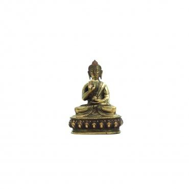 Statue Bouddha mudra protection argumentation