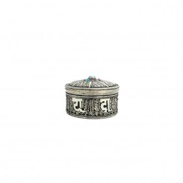 Petite Boîte à bijoux en métal