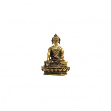 Statue Bouddha mudra du don