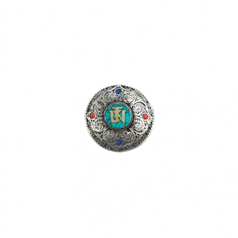 Petite Boîte à bijoux en métal om