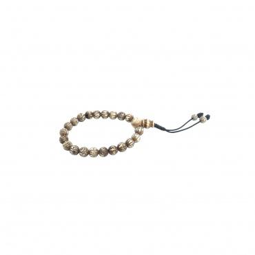 Mala bracelet en perles de coquillage