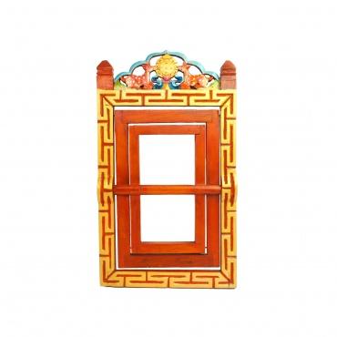 Table pliante support pour textes bouddhistes ou livre