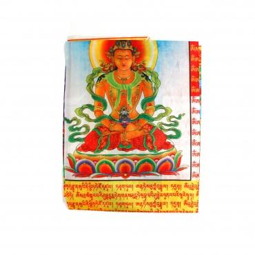 Drapeau pour mât bouddhiste Tibétain Amitayus