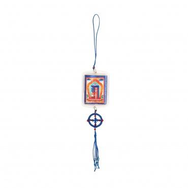 Porte-bonheur bouddhiste Dix Tout Puissant