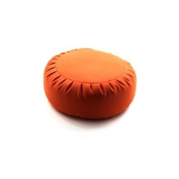 Zafu couleur abricot - millet