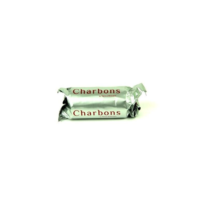 Charbon argenté