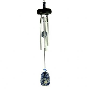 Carillon  à vent - Lapis-lazuli