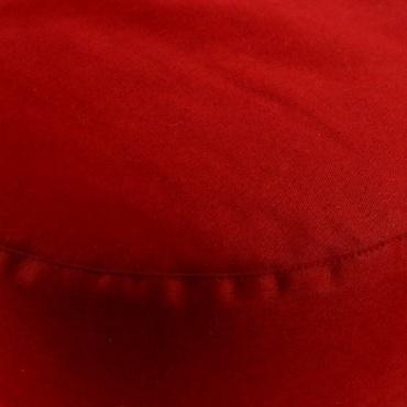 Zafu - sarrasin - rouge