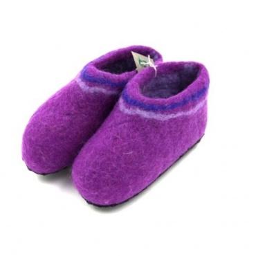 Chausson violet 24