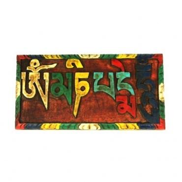 Mantra sacré Om Mani Peme Hum