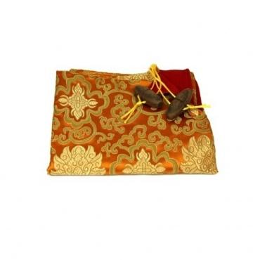 Sac bol chantant tibétain Jaune