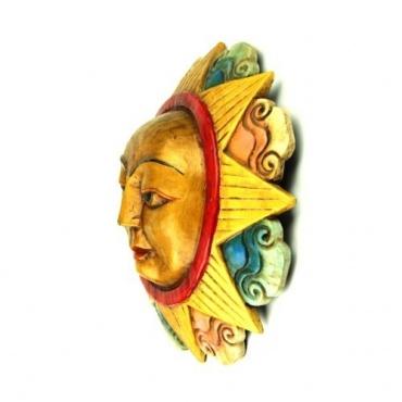 Soleil Tibétain doré