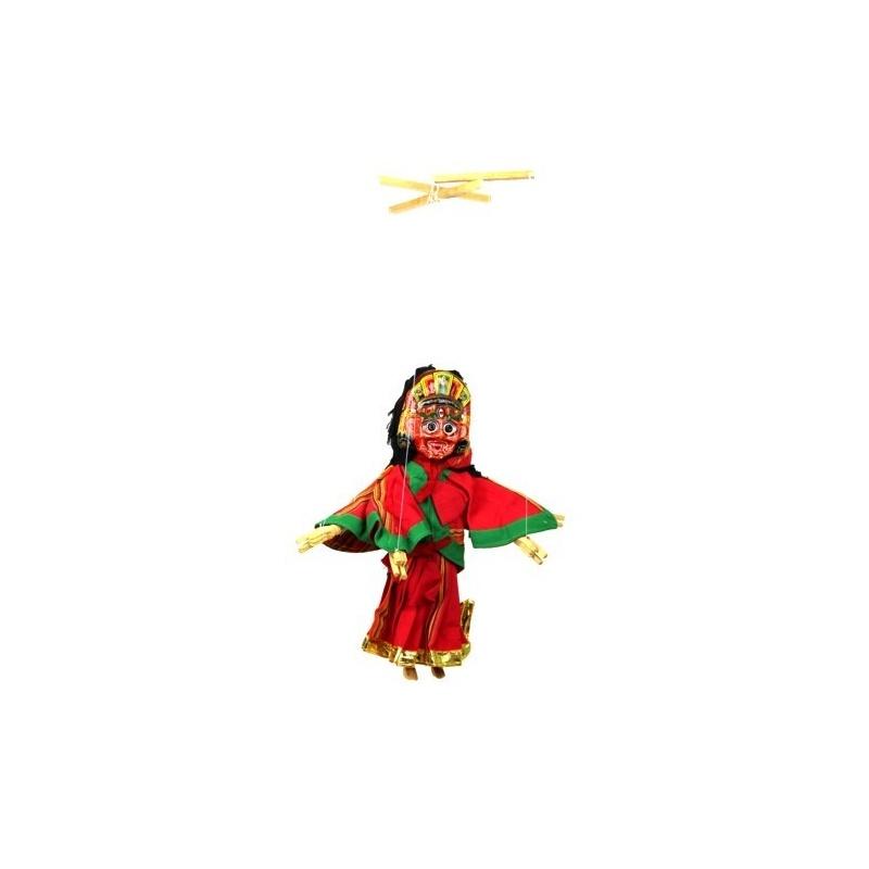 Marionnette à fil Népal