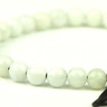 Bracelet mala pierre de lune