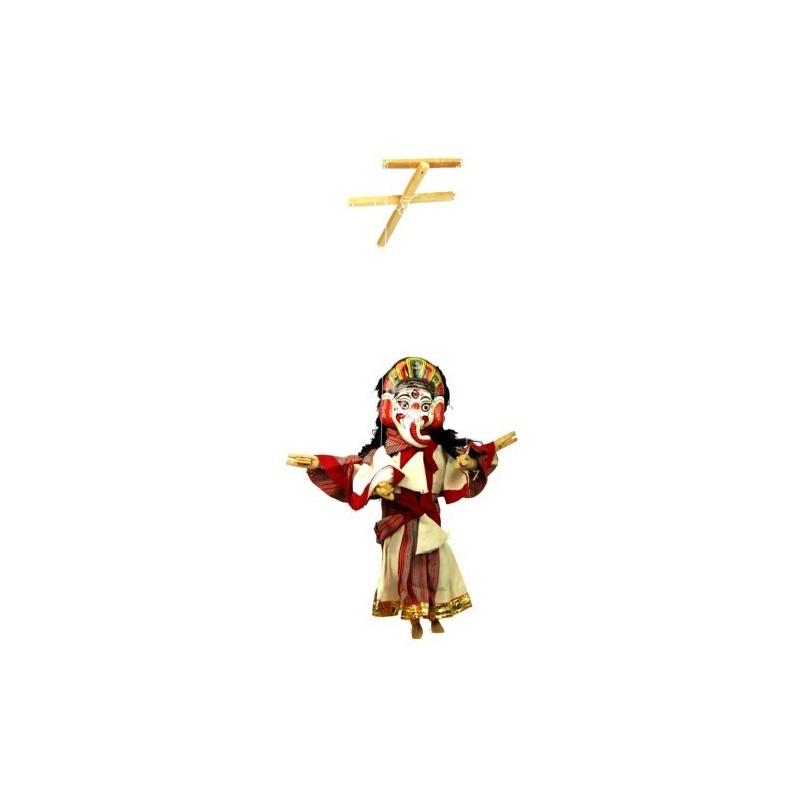 Marionnette à fil Ganesh