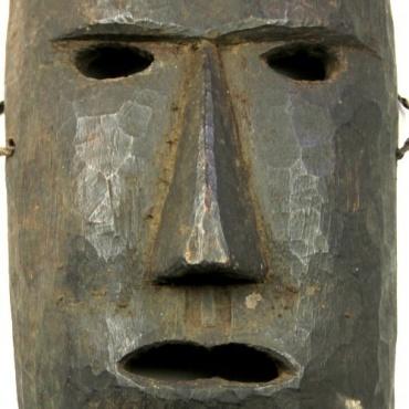 Masque primaire himalayen