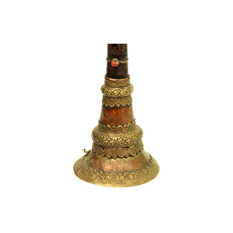 Trompette tibétaine ancienne